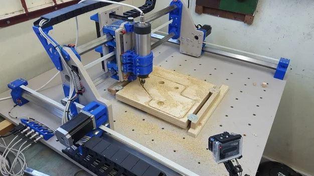Root 3 DIY CNC